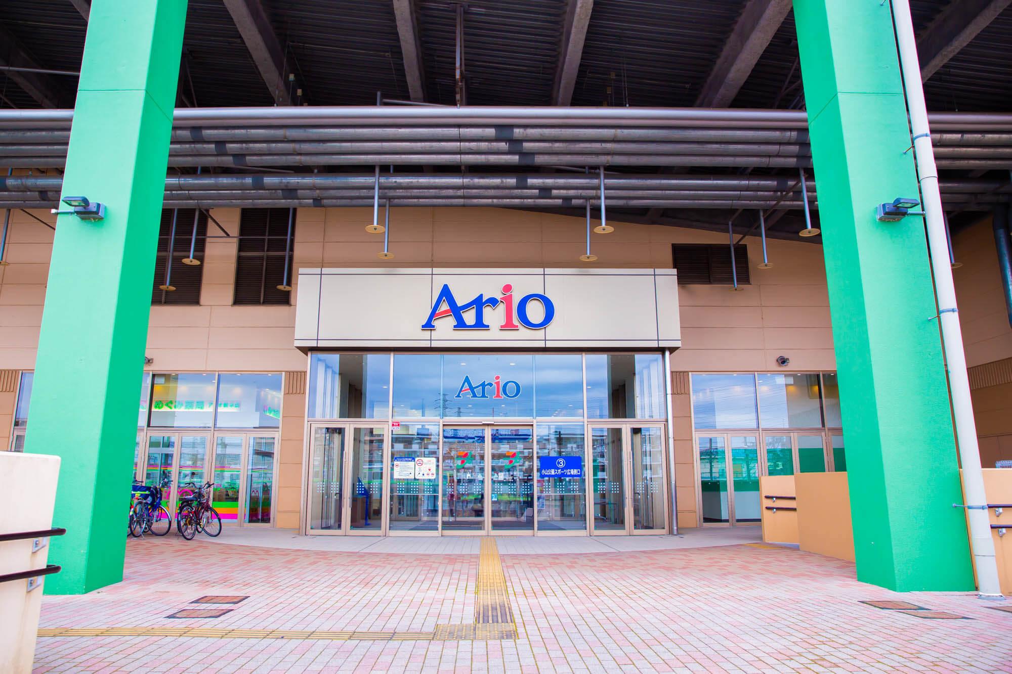 Ario一部休業ですが当院は開いております